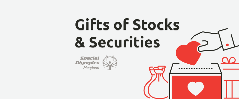 Gifts of Stocks and Securities